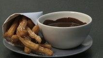 Recette gourmande de churros au chocolat - Gourmand