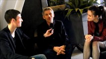 Jacques Gamblin interviewé par Hugo Magnin, Mars 2015 Chambéry