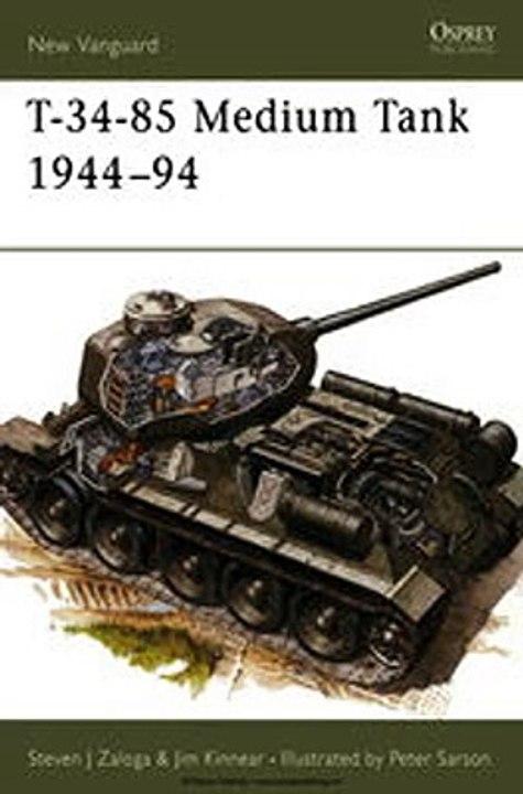 T-34-85 Medium Tank 1944-94