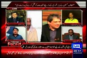 DUNYA On The Front Kamran Shahid with MQM Barrister Muhammad Ali Saif (19 March 2015)
