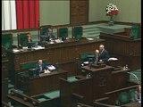 Poseł Artur Dębski - Wystąpienie z dnia 19 marca 2015 roku.