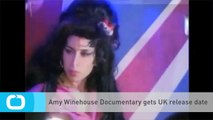 Amy Winehouse Documentary Gets UK Release Date