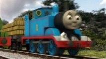 Roll Along Thomas - Thomas & Friends Hero of the Rails - Go Go Thomas! Music Video Remix (HD)