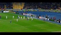 Goal Jagielka - Dyn. Kiev 5-2 Everton - 19-03-2015