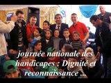 journée nationale des handicapes : Dignité et reconnaissance ...Rais Hamidou Alger