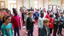 Ecole en choeur/ Académie de Versailles / Ecole Jules Ferry / Corbeil
