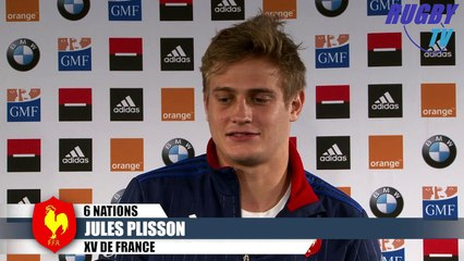 RUGBYTV XV DE FRANCE PLISSON SPEDDING