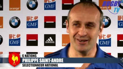 XV DE FRANCE ST ANDRE DEBATY