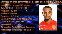 LAYVIN KURZAWA ● Goals Skills Assists ● Monaco HD