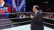 ---WWE main event 18 march 2014 Undertaker almost kills Paul Heyman - YouTube
