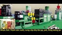 Dây đai nhựa pet | day dai nhua pet - sản xuất dây đai nhựa PET,...