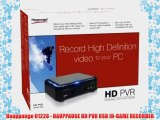 Hauppauge 01228 - HAUPPAUGE HD PVR USB IN-GAME RECORDER