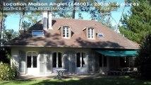 A louer - maison - Anglet (64600) - 6 pièces - 230m²