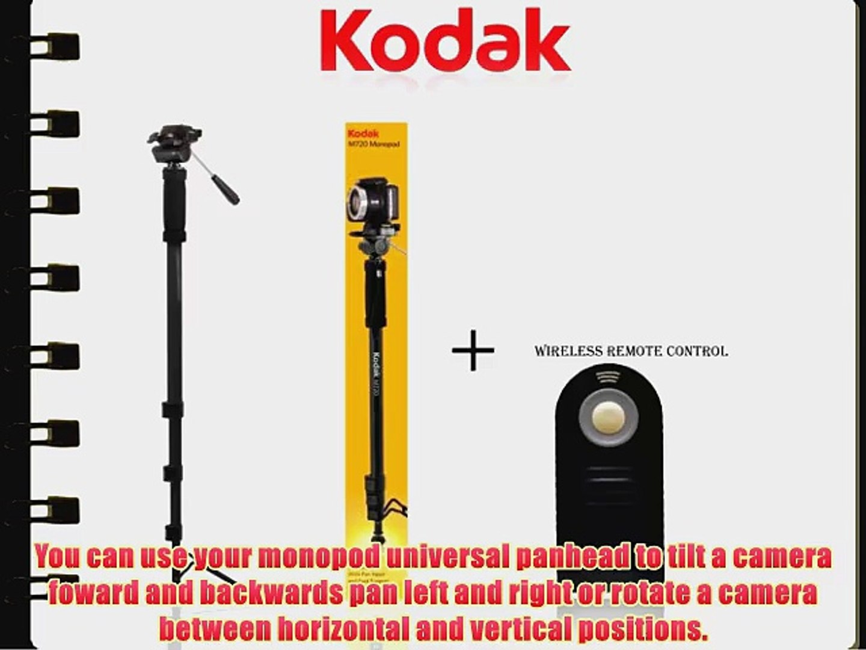 Professional Black 72 Monopod//Unipod Quick Release for Nikon D200