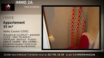 A vendre - Appartement - Ixelles - Ixelles (Louise) (Louise) - Ixelles (Louise) (1050) - 35m²