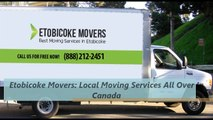 Etobicoke Movers: Local Moving Services Company