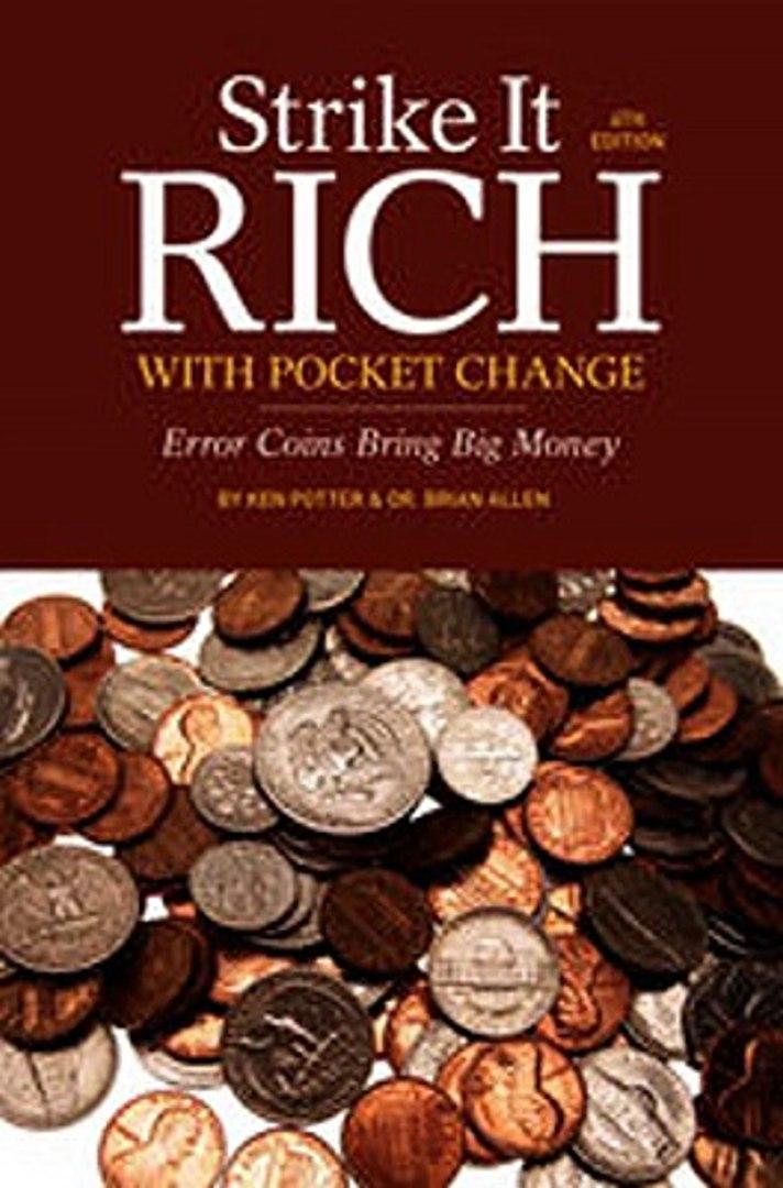 """DIGITAL BOOK /""""STRIKE IT RICH/"""" ERROR COINS BRING BIG MONEY BY ALLEN /& POTTER"""