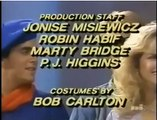 Nighttime Sale of the century credits from last episode with shopping format (11/15/85)