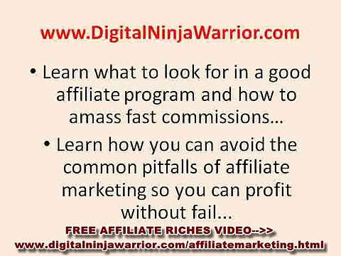 Affiliate Internet Marketing Tips – Wealthy Affiliate – Affiliate Elite Blueprint