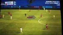 アルガルベカップ2015 なでしこジャパン 日本代表 対 ポルトガル代表 ゴールシーン 試合ハイライト 2015.03.06 3月6日