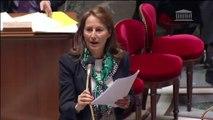 Ségolène Royal présente le projet de loi pour la reconquête de la biodiversité, de la nature et des paysages