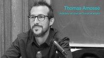 Colloque Restructurations - Thomas Amossé : Ouverture, présentation de la revue Travail et Emploi et du réseau MAGE