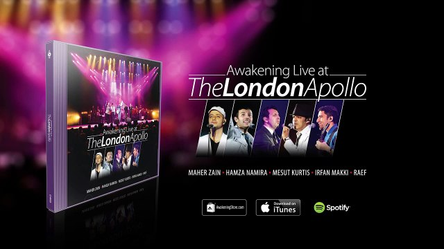 Maher Zain - Always Be There | Awakening Live At The London