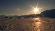 Éclipse : En Norvège, le soleil a complètement disparu quelques instants