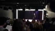 Vidéo Dernière Antoine Duléry au Grand Point Virgule 3 janvier 2015 - Humour & Talent - Humour