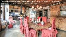 Vente - maison/villa - PRAZ SUR ARLY (74120) - 10 pièces - 378m²