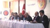 """Türkiye-Orta Asya İlişkilerinin Dünü, Bugünü ve Geleceği"""" Konferansı"""