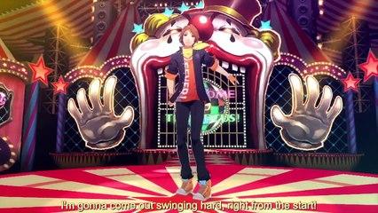 Yosuke Trailer  de Persona 4 : Dancing All Night