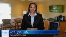 John Pyke, DDS Avon Lake         Perfect         5 Star Review by Daphne F.