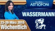 Monatliches Horoskop zum Sternzeichen Wassermann (23-29 März 2015)