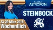 Monatliches Horoskop zum Sternzeichen Steinbock (23-29 März 2015)