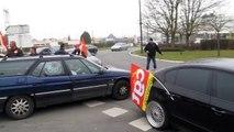 Manifestation des ouvriers de Sambre et Meuse Feignies (2/3)