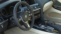The new BMW 650i Coupe Interior Design