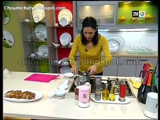 Choumicha Recette - Poulet au Riz caramélisée