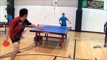 Is This the Best Table Tennis Shot Ever?