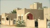 Oman, encens, or, orient