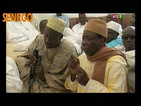 Vidéo:  Ce que feu Sokhna Oumou Kalsoum Sy Bint Serigne Babacar Sy disait de Macky Sall