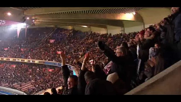Goal Zlatan Ibrahimovic - PSG 3-1 Lorient - 20-03-2015