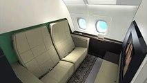 Etihad Airways Abu dhabi Airbus A380