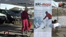 Découverte du ski-mojo (La Clusaz)