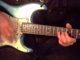 """La guitare selon Jimi Hendrix 2/3 - Tous les """"trucs"""" pour jouer comme Jimi Hendrix !"""