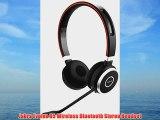 Jabra Evolve 65 Wireless Bluetooth Stereo Headset