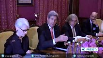 Iran nuclear talks adjourn as P5+1 plan further consultations