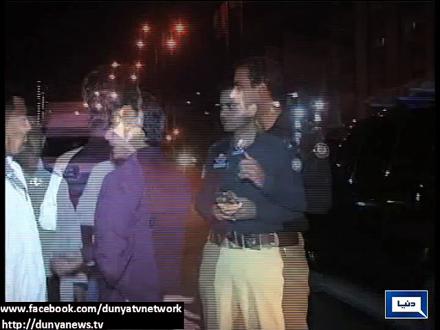 Dunya News- Special Security Unit of Karachi police. to look after security