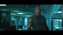"Fast And Furious 7 - Extrait ""The Rock vs Jason Statham"" [VO
