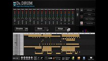 DrDrum Review   Drum And Bass Loop Samples With Dr Drum Beat Maker